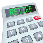 Your retirement age is…